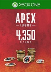 Buy Apex Legends 4350 Apex Coins XBOX ONE CD Key