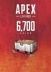 Buy Cheap Apex Legends 6700 Apex Coins PC CD Key