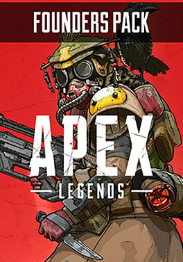 Buy Apex Legends Founders Pack PC CD Key