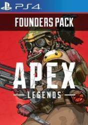 Buy Apex Legends Founders Pack PS4