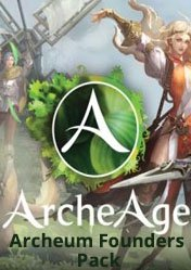 Buy Cheap ArcheAge: Archeum Founders Pack PC CD Key