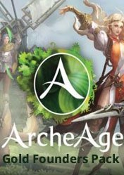 Buy Cheap ArcheAge: Gold Founders Pack PC CD Key