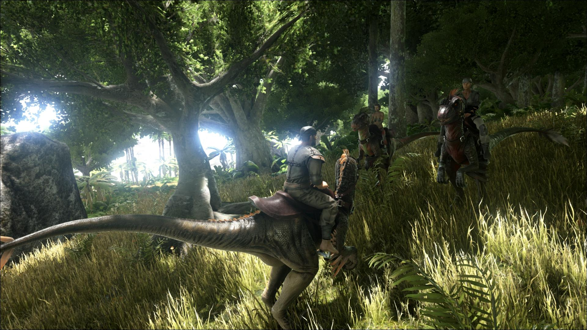 ARK Survival Evolved PC Screenshot