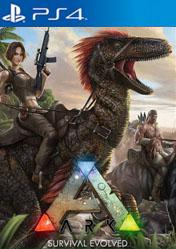 Buy ARK Survival Evolved PS4