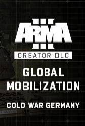 Buy Cheap Arma 3 Creator DLC: Global Mobilization Cold War Germany PC CD Key