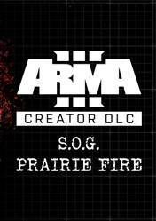 Buy Cheap Arma 3 Creator DLC SOG Prairie Fire PC CD Key