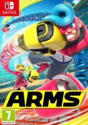 Buy Cheap ARMS NINTENDO SWITCH CD Key