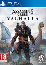 Buy ASSASINS CREED: VALHALLA PS4