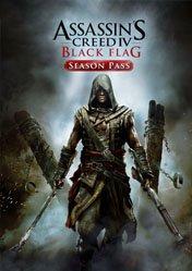 Buy Assassins Creed 4 Black Flag Season Pass PC CD Key