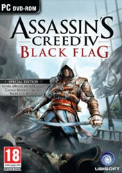 Buy Assassins Creed 4 Black Flag Special Edition PC CD Key