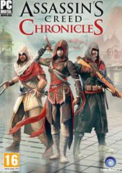 Buy Cheap Assassins Creed Chronicles Trilogy PC CD Key