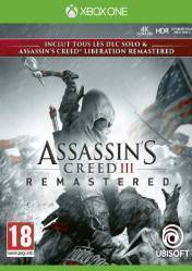 Buy Cheap Assassins Creed III Remastered XBOX ONE CD Key