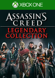 Buy Assassins Creed Legendary Collection XBOX ONE CD Key
