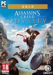 Buy Assassins Creed Odyssey Gold Edition PC CD Key
