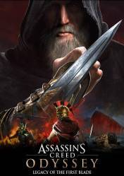 Buy Cheap Assassins Creed Odyssey Legacy of the First Blade PC CD Key