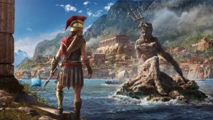 Assassin's Creed Odyssey reveals the calendar of its upcoming content