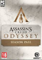 Buy Assassins Creed Odyssey Season Pass pc cd key for Uplay