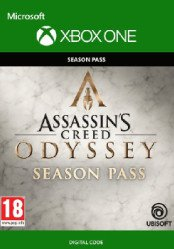 Buy ASSASSINS CREED ODYSSEY SEASON PASS XBOX ONE CD Key