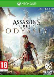 Buy Cheap Assassins Creed Odyssey XBOX ONE CD Key
