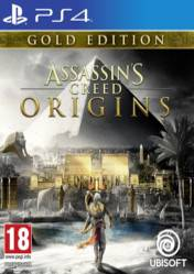 Buy Assassins Creed Origins Gold Edition PS4 CD Key