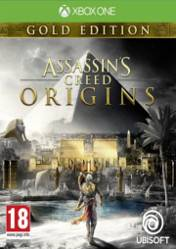 Buy Assassins Creed Origins Gold Edition XBOX ONE CD Key