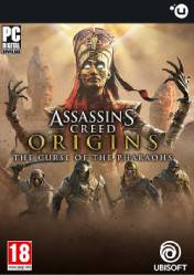Buy Assassins Creed Origins The Curse Of The Pharaohs DLC PC CD Key