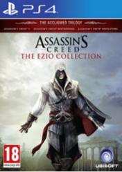 Buy Cheap Assassins Creed The Ezio Collection PS4 CD Key