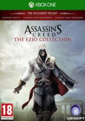 Buy Cheap Assassins Creed The Ezio Collection XBOX ONE CD Key