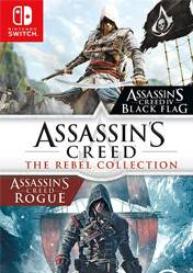 Buy Assassins Creed The Rebel Collection NINTENDO SWITCH CD Key