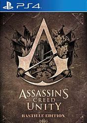 Buy Assassins Creed Unity Bastille Edition PS4