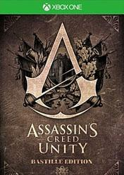Buy Assassins Creed Unity Bastille Edition XBOX ONE CD Key
