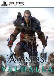 Buy Cheap Assassins Creed Valhalla PS5 CD Key