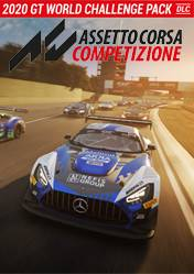 Buy Cheap Assetto Corsa Competizione 2020 GT World Challenge Pack PC CD Key
