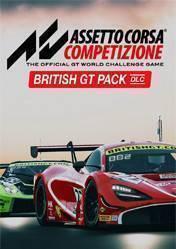 Buy Cheap Assetto Corsa Competizione British GT Pack PC CD Key