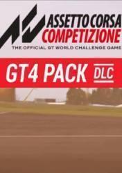 Buy Cheap Assetto Corsa Competizione GT4 Pack PC CD Key