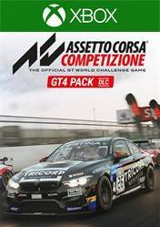 Buy Cheap Assetto Corsa Competizione GT4 Pack XBOX ONE CD Key