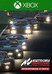Buy Cheap Assetto Corsa Competizione Intercontinental GT Pack XBOX ONE CD Key
