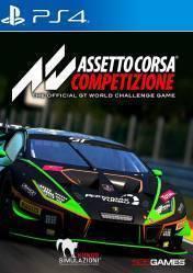 Buy Cheap Assetto Corsa Competizione PS4 CD Key