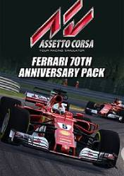 Buy Cheap Assetto Corsa Ferrari 70th Anniversary Pack PC CD Key