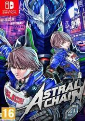 Buy Cheap Astral Chain NINTENDO SWITCH CD Key