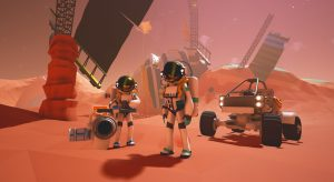 Astroneer will publish its final version on February 6