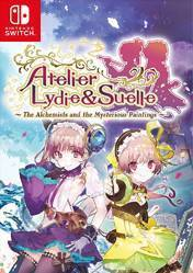 Buy Cheap Atelier Lydie & Suelle The Alchemists and the Mysterious Paintings NINTENDO SWITCH CD Key