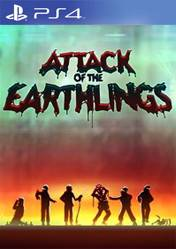 Buy Cheap Attack of the Earthlings PS4 CD Key