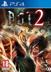 Buy Cheap Attack On Titan 2 (AOT 2) PS4 CD Key