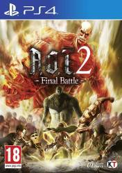 Buy Attack on Titan 2: Final Battle PS4