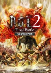 Buy Cheap Attack on Titan 2: Final Battle Upgrade Pack PC CD Key