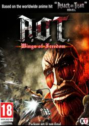 Buy Cheap Attack On Titan (AOT) Wings Of Freedom PC CD Key