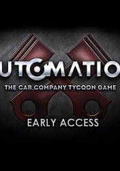 Buy Cheap Automation The Car Company Tycoon Game PC CD Key
