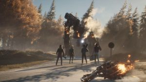 Avalanche Studios presents Generation Zero, a new shooter loaded with 80's nostalgia
