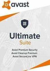 Buy Cheap AVAST Ultimate 2021 PC CD Key